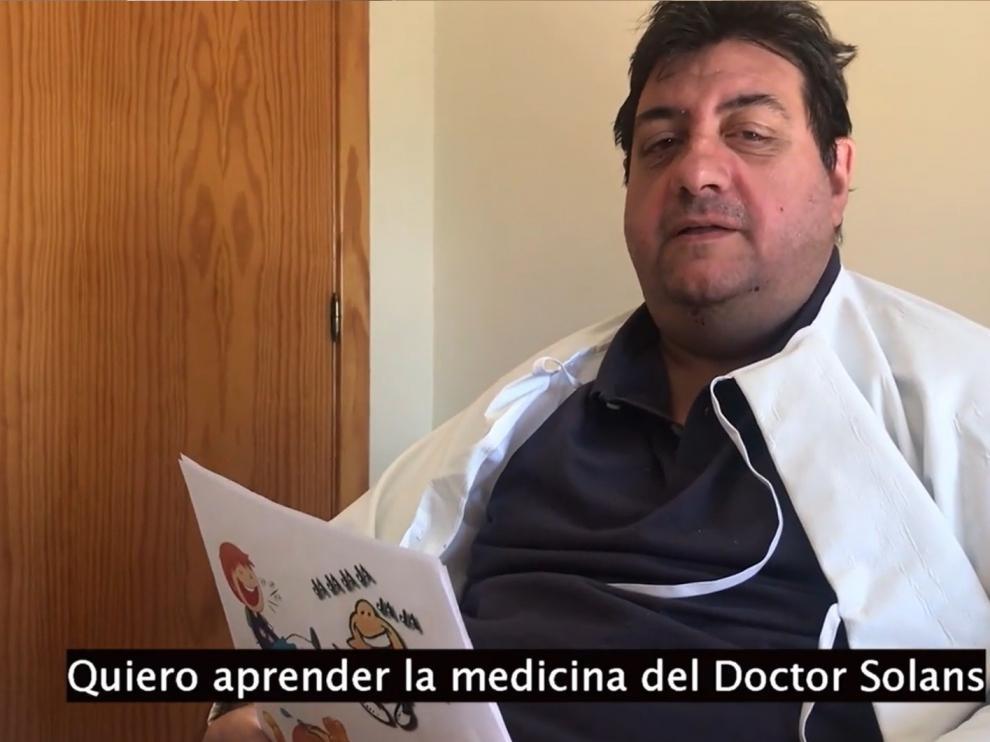 CAPÍTULO 79º El doctor Solans y su aprendiz Martín