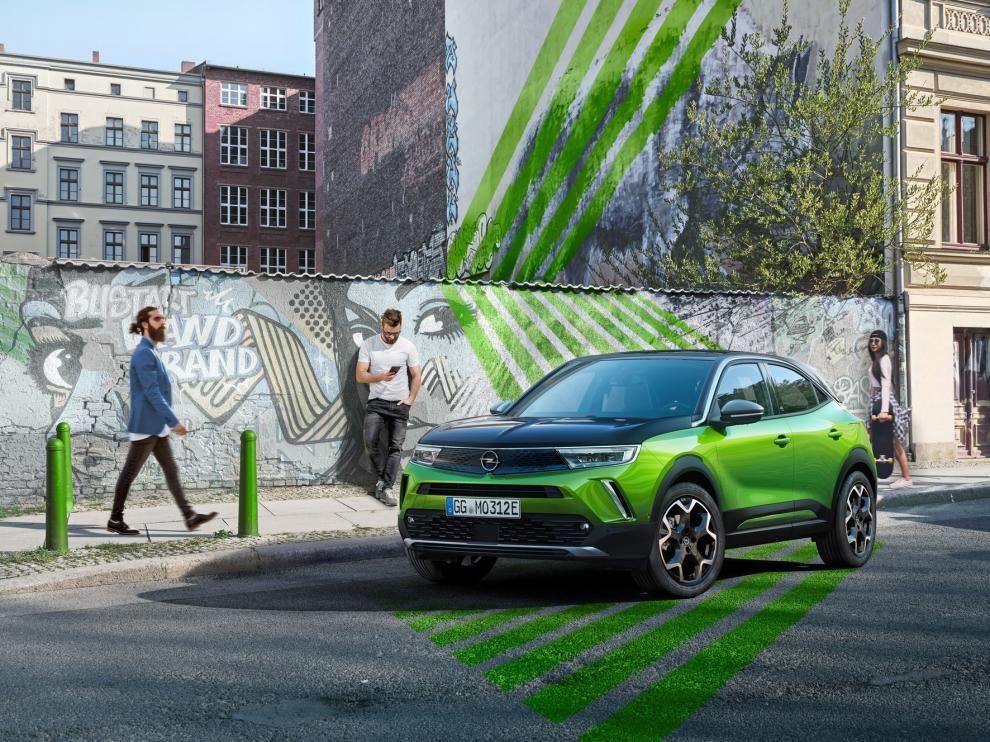 Nuevo Opel Mokka, el futuro, ya y en exclusiva, solo en Pirenauto
