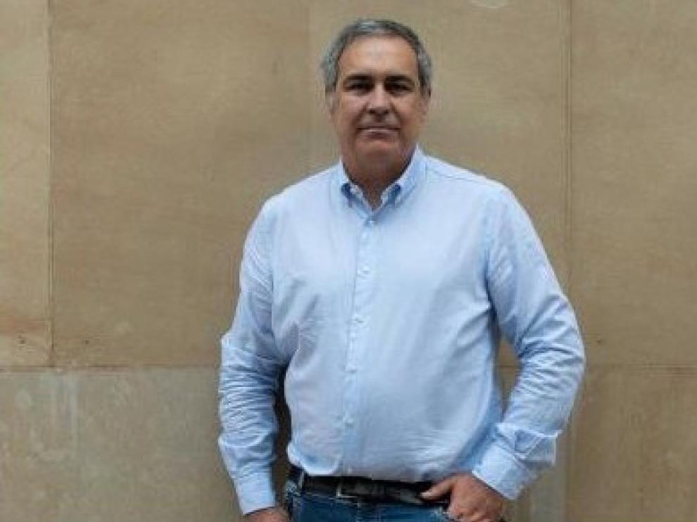 """Nacho de Blas: """"La incidencia ha bajado mucho en Huesca, pero el riesgo sigue siendo alto"""""""