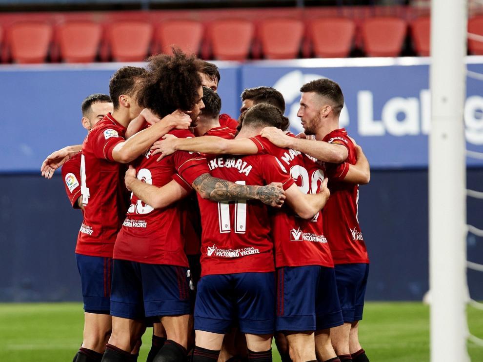 El Huesca, a cuatro puntos de los puestos de permanencia