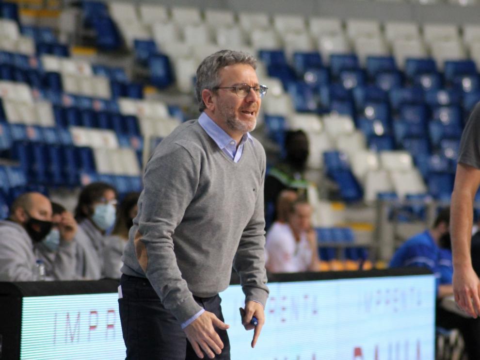 """Óscar Lata: """"Las bases están puestas y hay que mirar a medio plazo"""""""