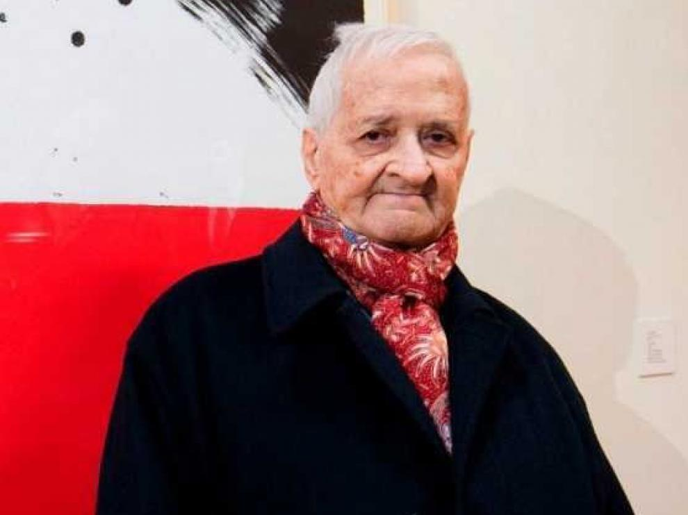 Muere Luis Feito, fundador de El Paso junto a Antonio Saura y Pablo Serrano