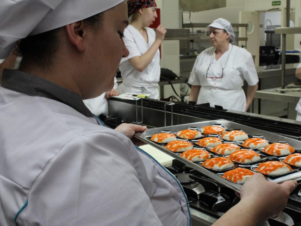 Arranca el nuevo proyecto europeo de innovación en formación y alimentación de Cadis Huesca