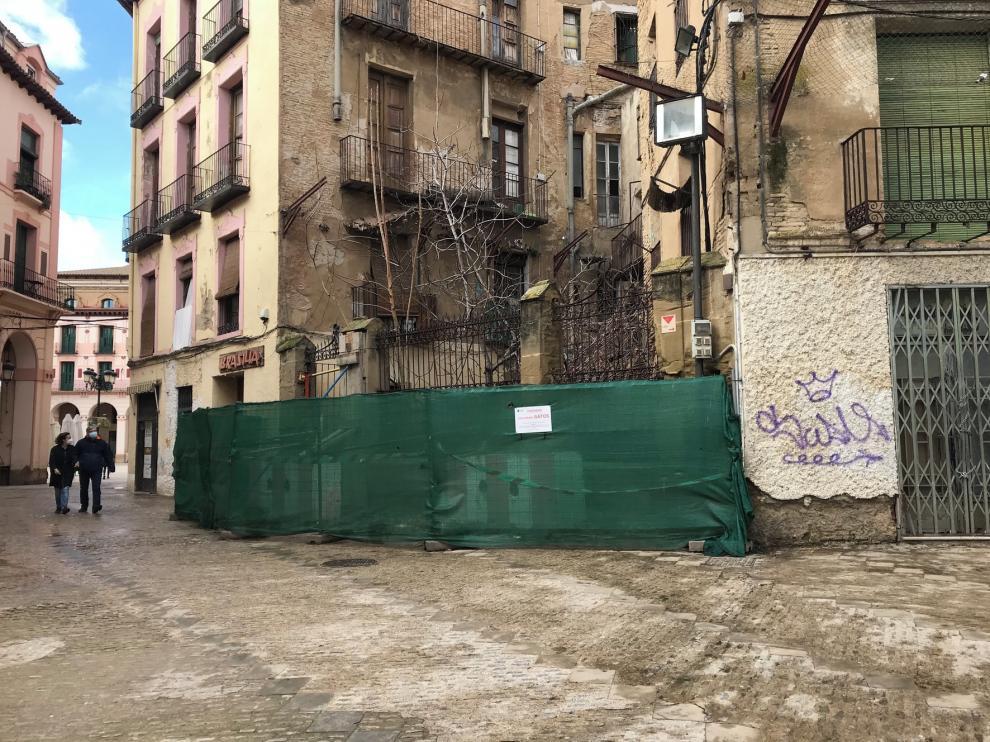 """""""La situación del Casco Antiguo preocupa mucho a los vecinos"""""""