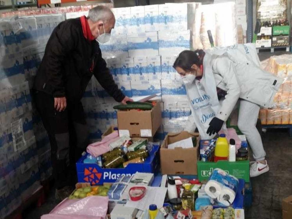 La pobreza causada por la covid en Huesca sigue sin remitir y se intensifica