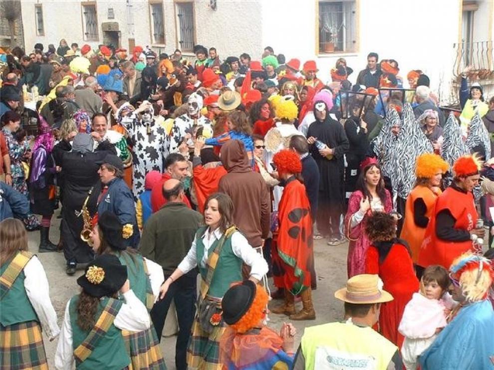 El Carnaval de La Fueva será virtual este año