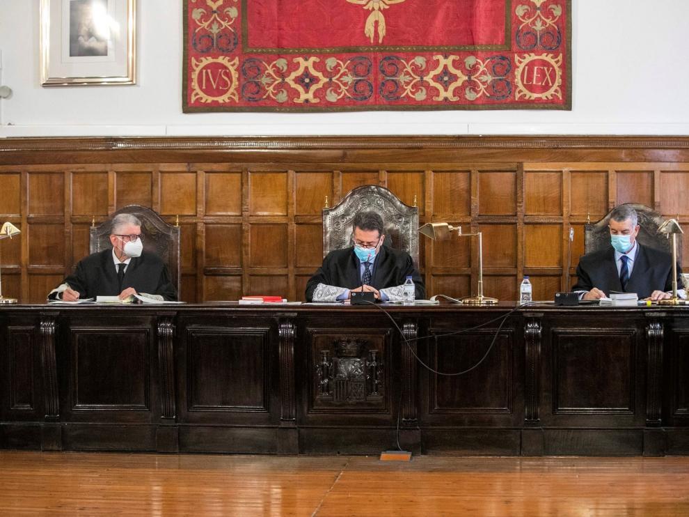 El TSJA ratifica la condena a prisión permanente para el asesino de Naiara