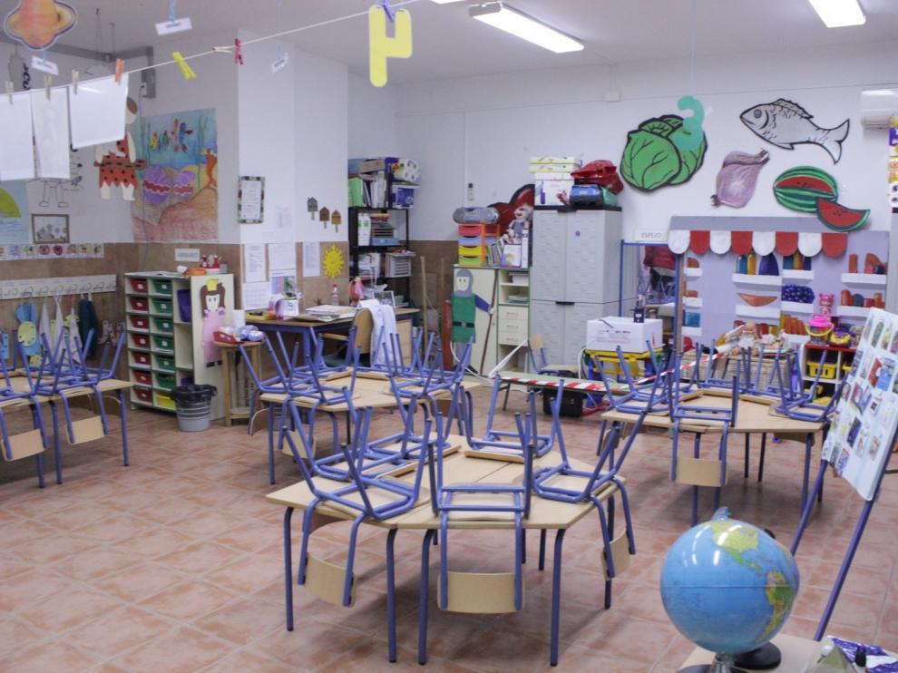 CCOO rechaza modificar el calendario escolar en Aragón para recuperar dos días lectivos