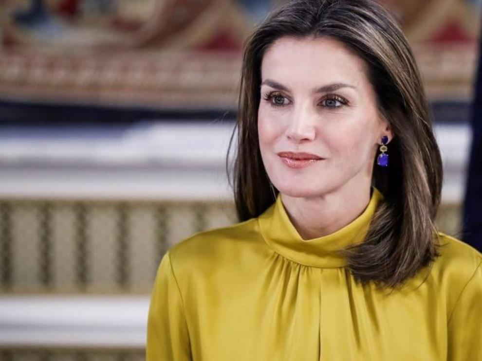 """La reina aconseja un uso """"responsable, respetuoso y crítico"""" de internet"""