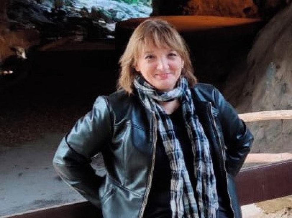 """Susana Rodríguez Lezaun: """"Los valles que hay en Huesca, para mí, son los mejores del Pirineo"""""""