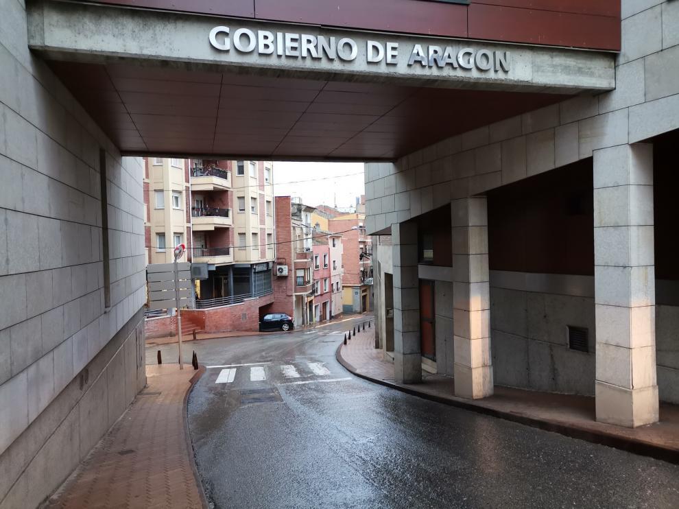 El PSOE de Fraga advierte que el Plan Director del Casco Histórico no preveía peatonalizar el Cegonyer