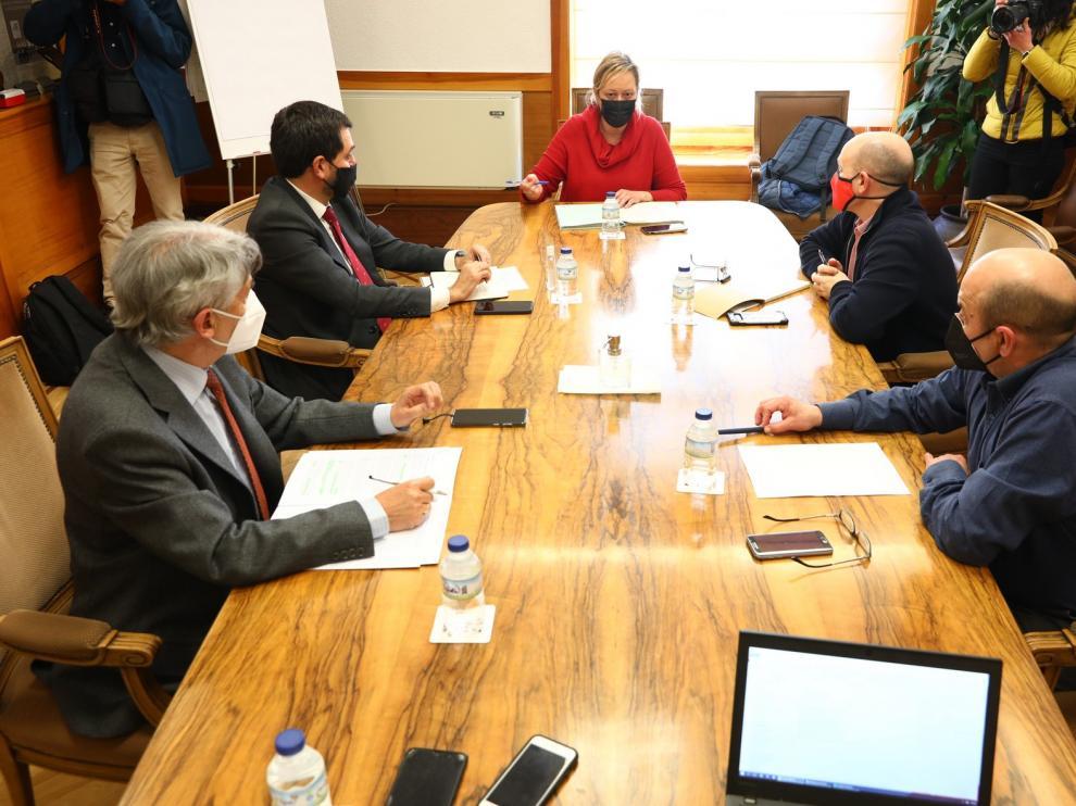 Aragón centra su Agenda Empleo en los colectivos más afectados por la covid