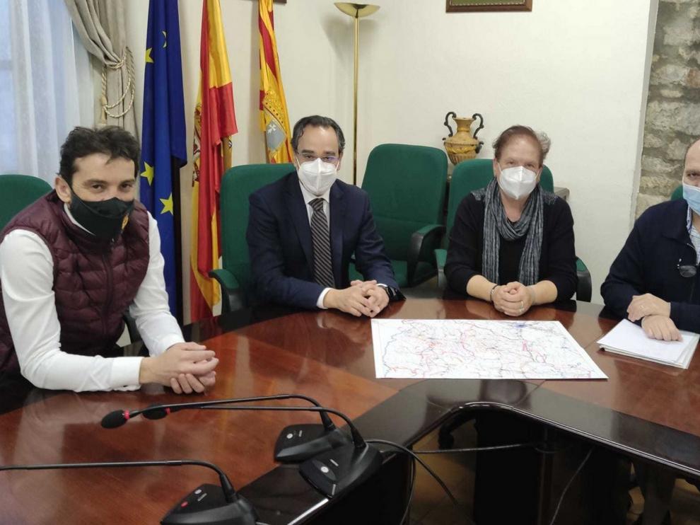 Endesa anuncia mejoras para evitar cortes eléctricos en varias localidades de la provincia de Huesca