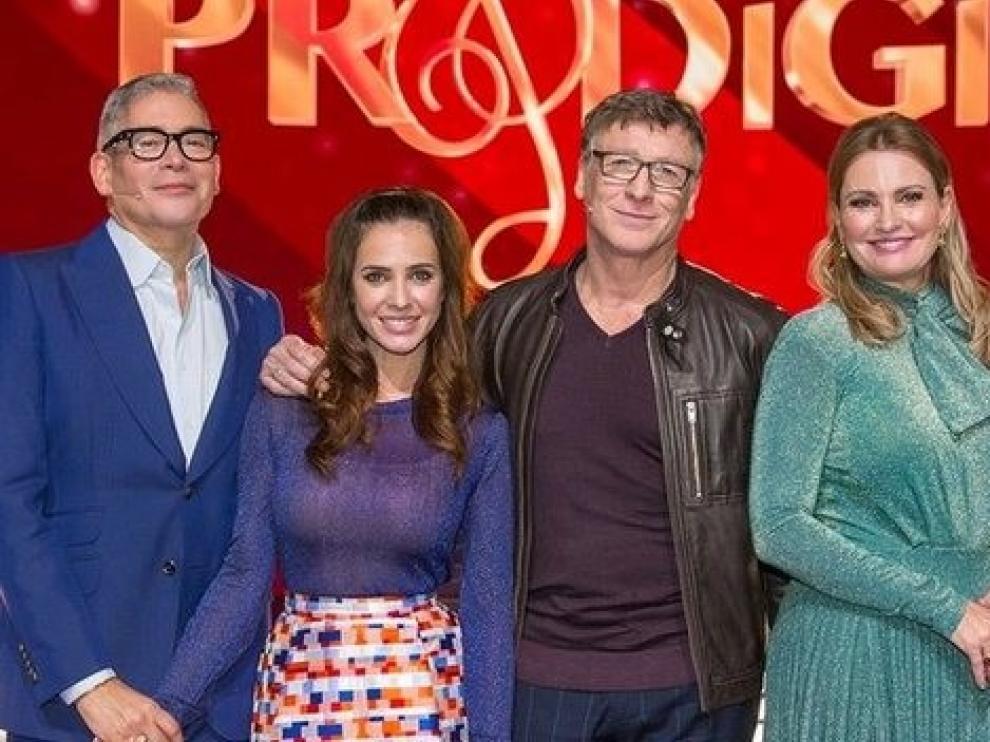 """Polémica por los positivos de covid en el programa televisivo """"Prodigios"""""""