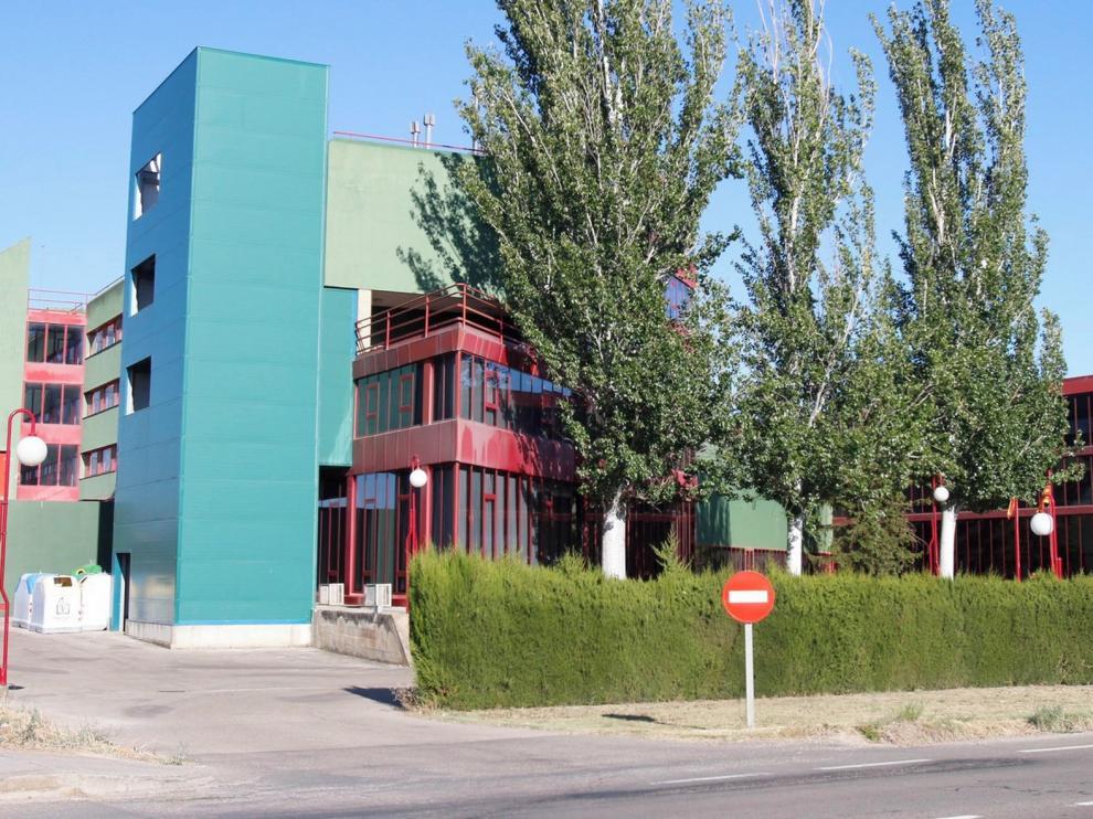 La residencia Ciudad de Huesca detecta dos casos tras la campaña de vacunación
