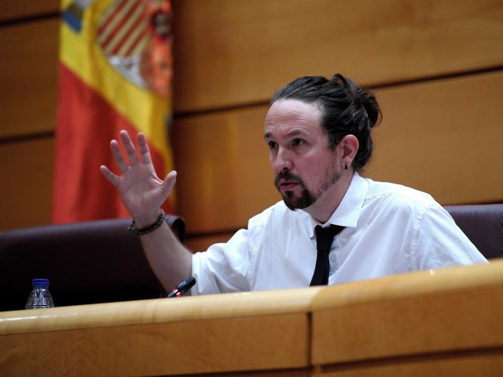 Iglesias reafirma sus dudas hacia la democracia española