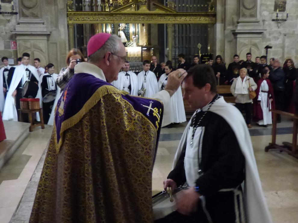 La diócesis de Barbastro-Monzón celebrará misas en Semana Santa pero no procesiones