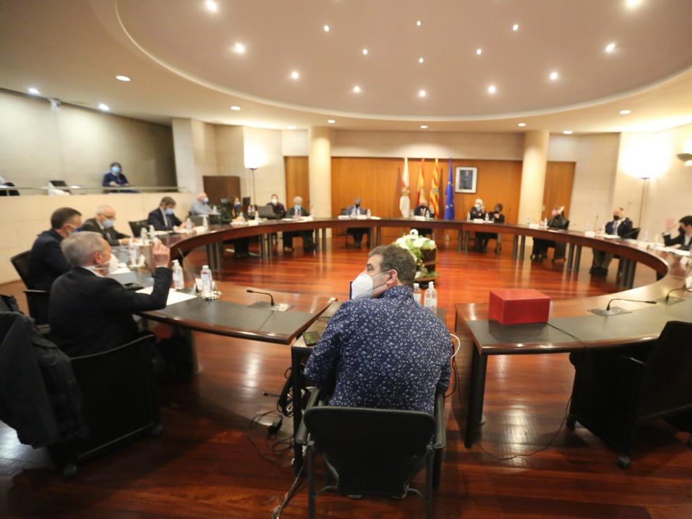 La DPH aumenta en más de 10 millones de euros el presupuesto de 2021 para reforzar su apoyo a ayuntamientos y comarcas