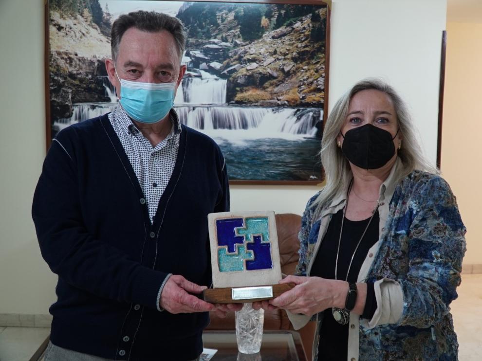 Cadis Huesca entrega su XXI Premio a los sanitarios altoaragoneses