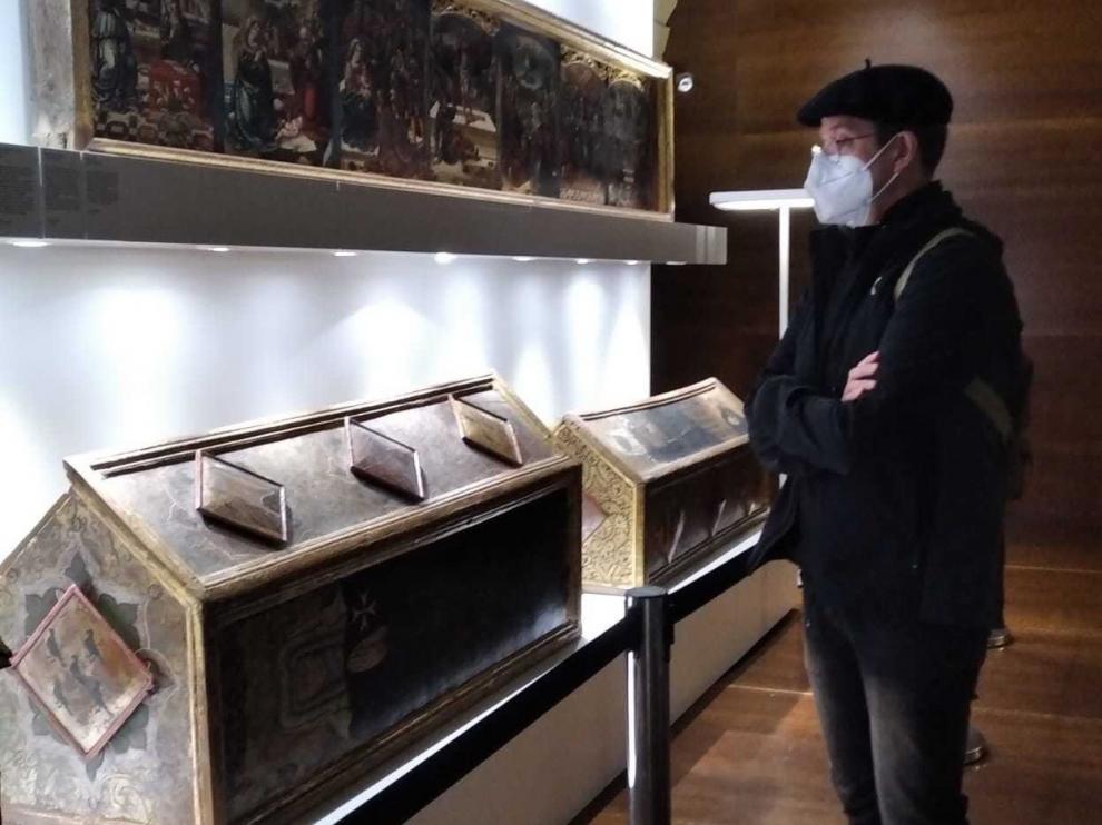 El Monasterio de Sijena se reabre a las visitas guiadas