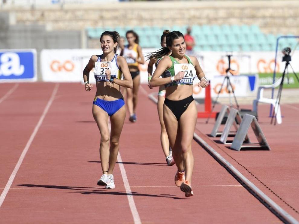 Valencia y Sevilla, citas nacionales de altura en atletismo