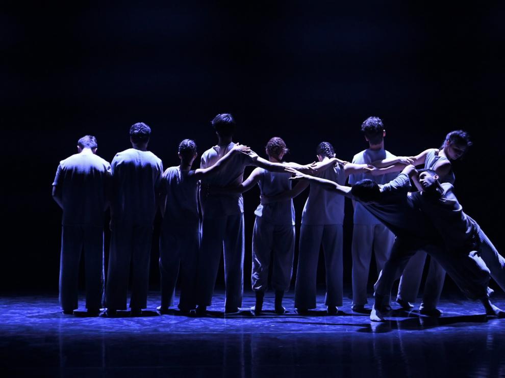 """Fernando Sáenz de Ugarte, director general de Dantzaz: """"La danza contemporánea tiene la capacidad de llegar y de conmover"""""""