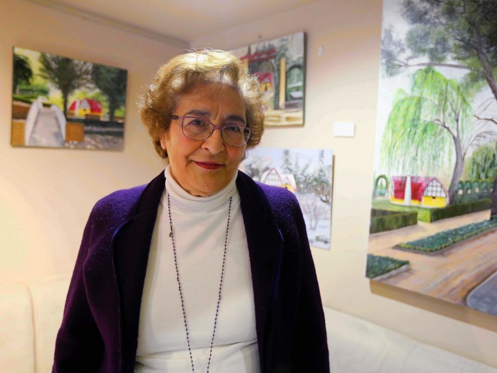 """Teresa Sesé: """"Soy una enamorada de los rincones de Huesca"""""""