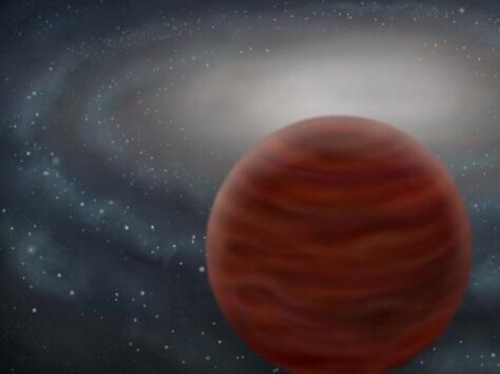 Hallan cáscaras de mundos terrestres en estrellas moribundas