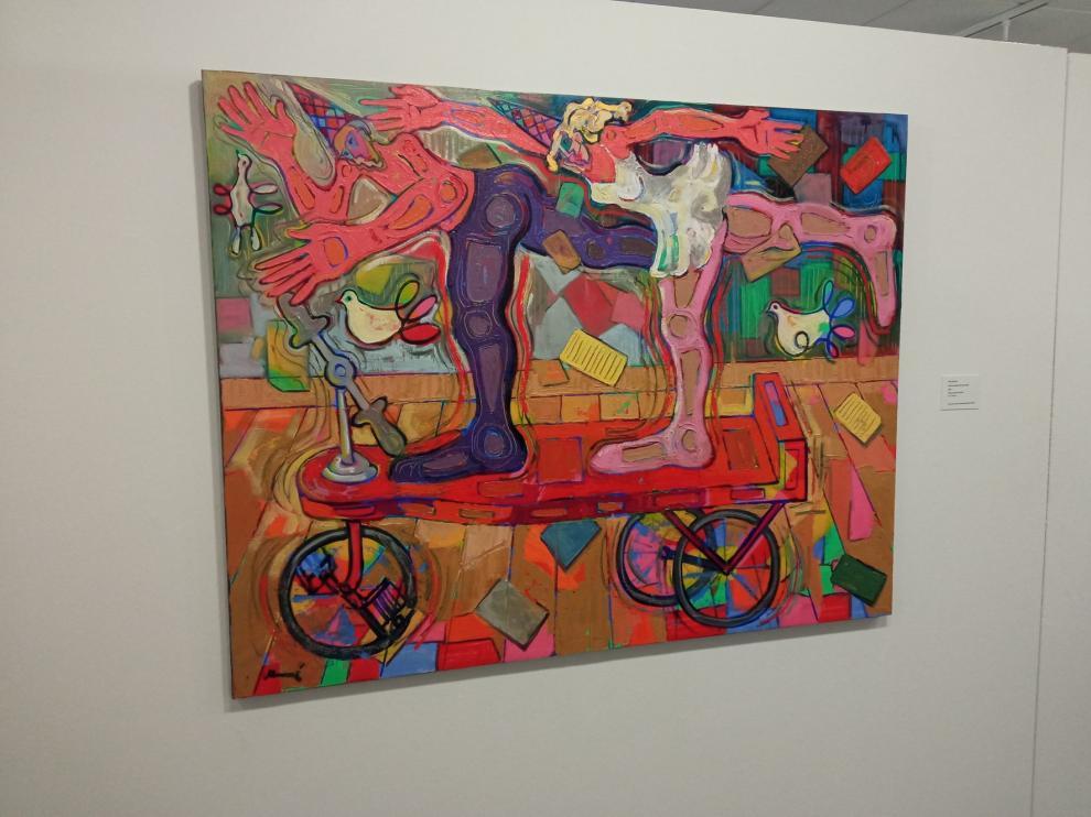 Reconocimiento para la sala de exposiciones de la Uned como Mejor espacio expositivo de arte contemporáneo