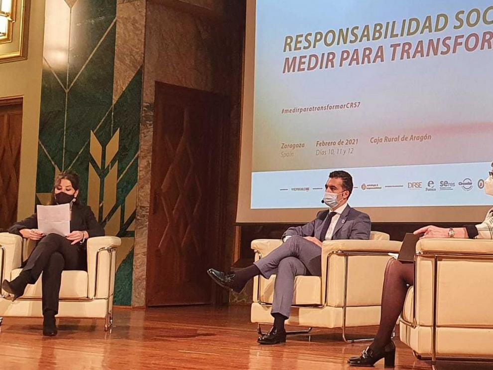 El Congreso Internacional de Responsabilidad Social reúne a más de 80 ponentes en mesas redondas y seminarios