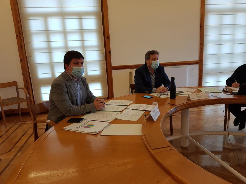 Más de 100.000 euros de inversión para el tramo francés del camino de Santiago en la provincia de Huesca