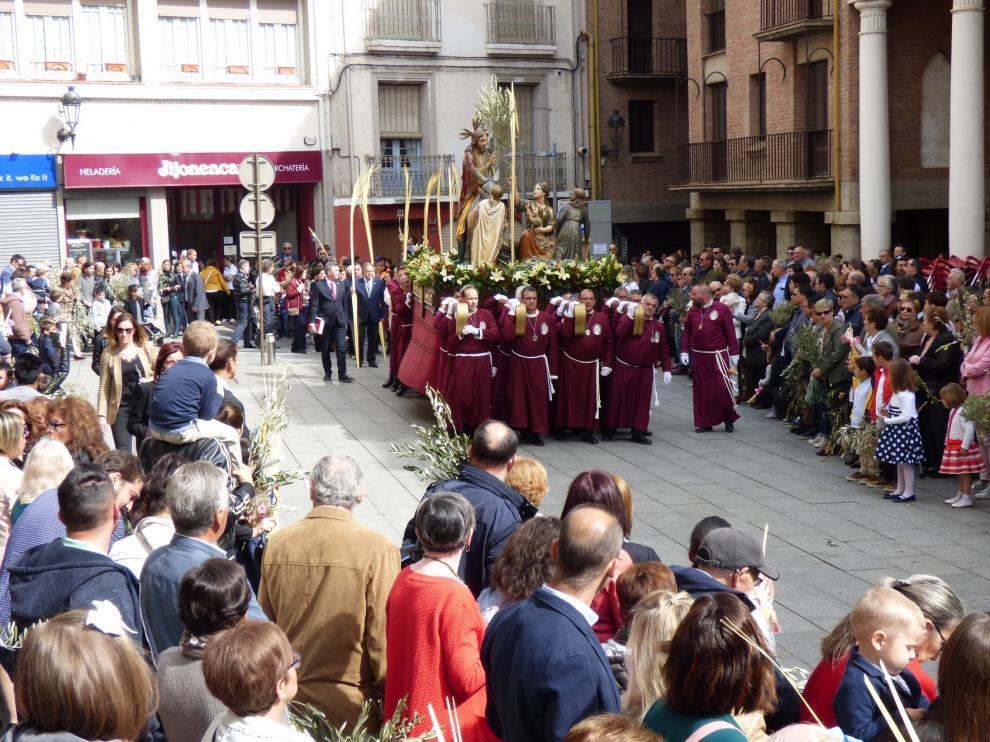 Los representantes de las cofradías de Aragón apoyan la suspensión las procesiones en Semana Santa