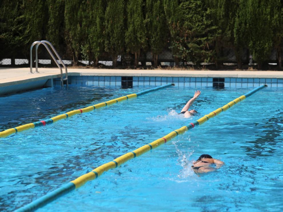 El Ayuntamiento de Huesca publica una oferta de trabajo de socorrista