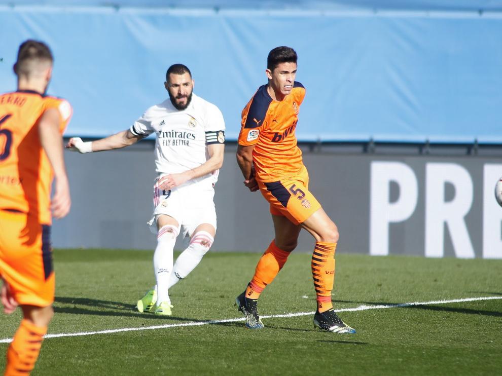 El Huesca, a cinco puntos de la permanencia