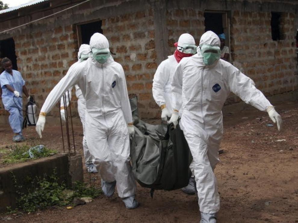 Guinea anuncia la existencia de una epidemia de ébola