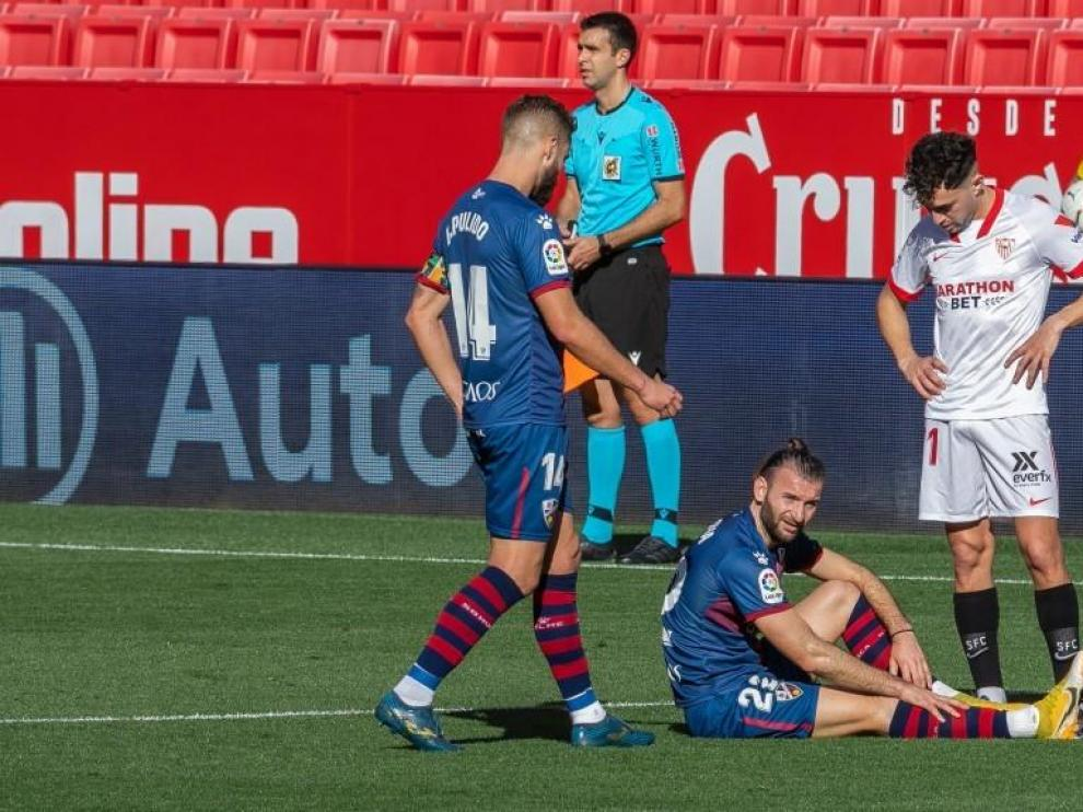 Gastón Silva sufre una fractura en la tibia