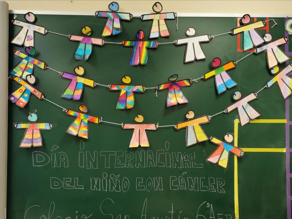 Un total de 33 niños aragoneses fueron diagnosticados de cáncer infantil el año pasado