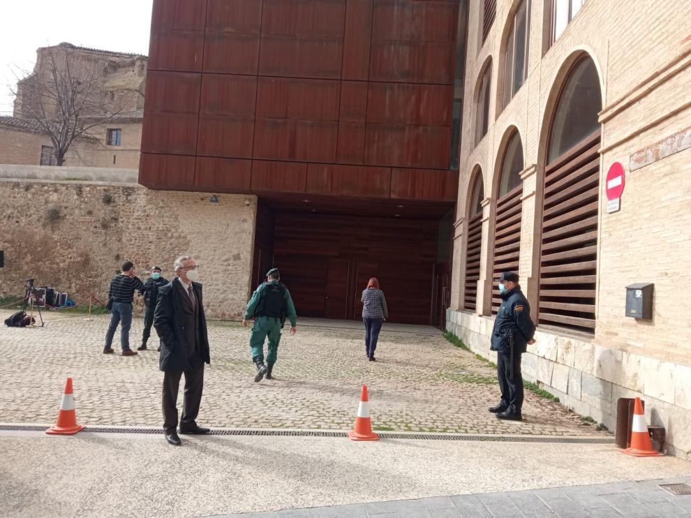 El Museu de Lleida dice que entregará este lunes solo una parte de las obras al de Barbastro-Monzón