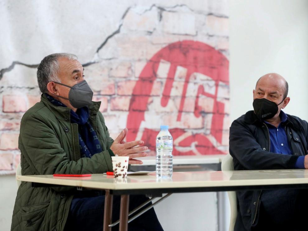 UGT impugnará la limpieza de los hospitales en Aragón si no reúne las condiciones legales