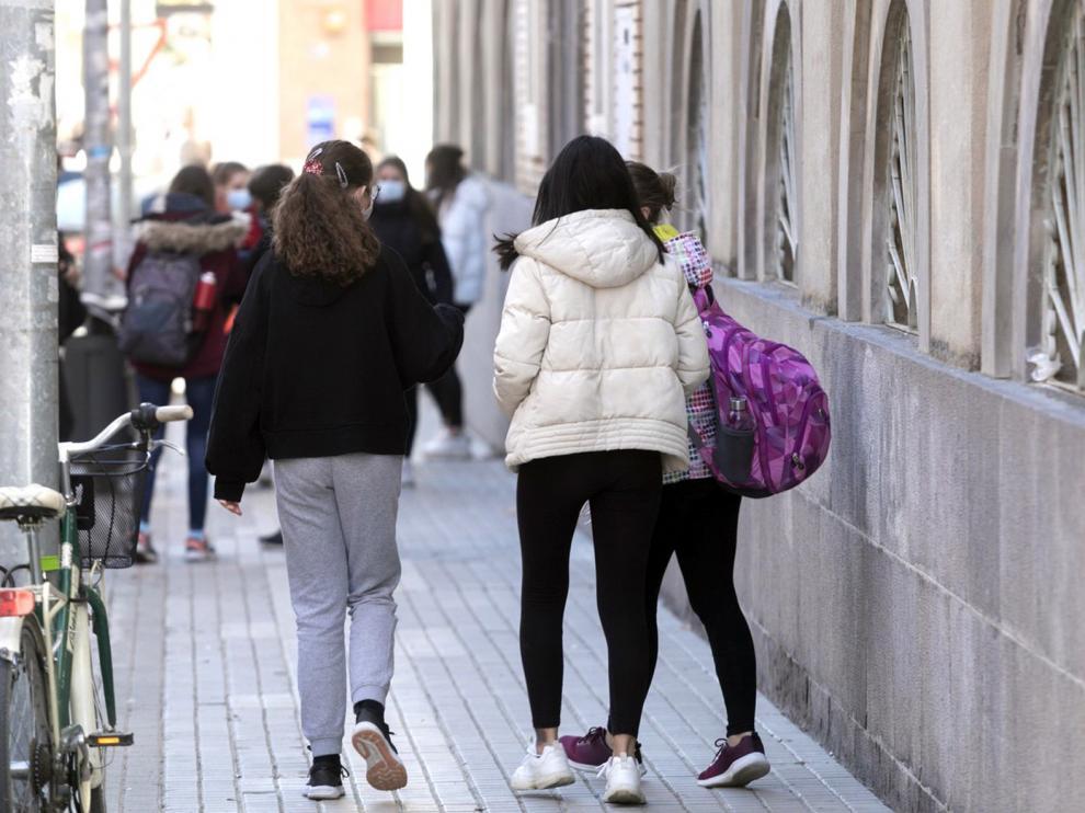 """Colegios e institutos, activos en """"Menores y violencia de género"""""""