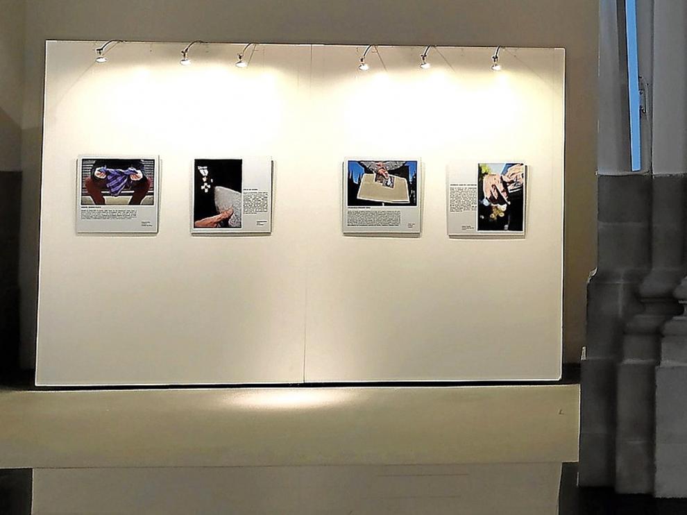 Las exposiciones itinerantes de la DPH recibieron 5.500 visitas durante 2020