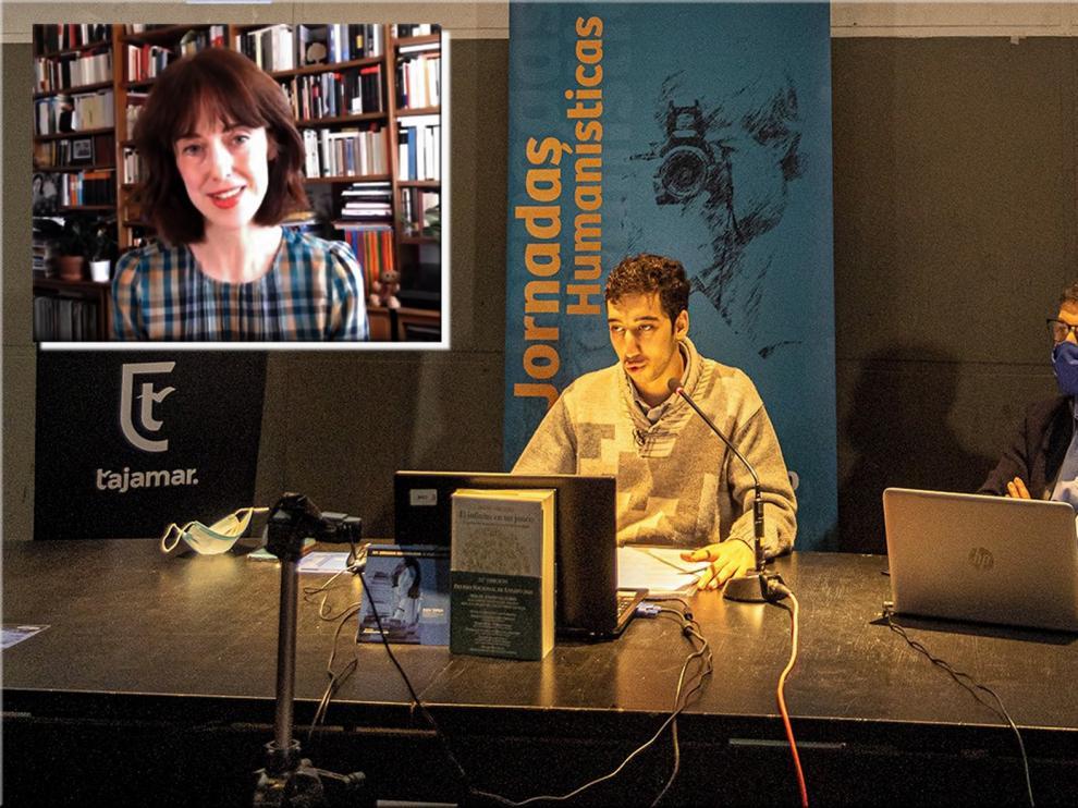 """Irene Vallejo: """"La respuesta para la vida se encuentra en las humanidades"""""""