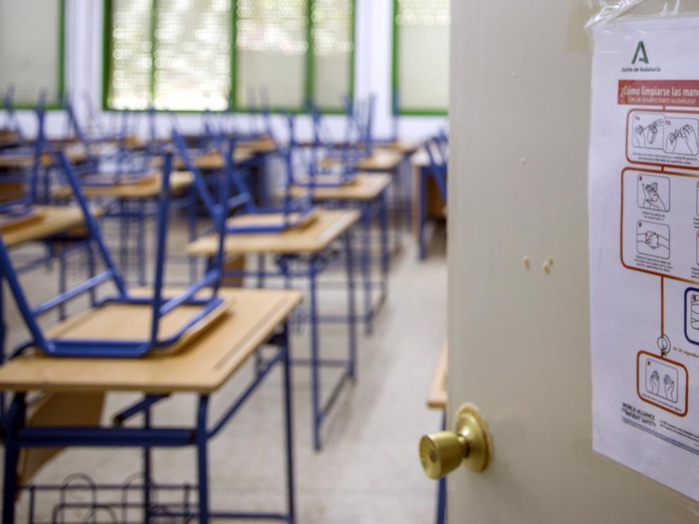 El Consejo Escolar de Aragón saca adelante la recuperación de los días de Filomena