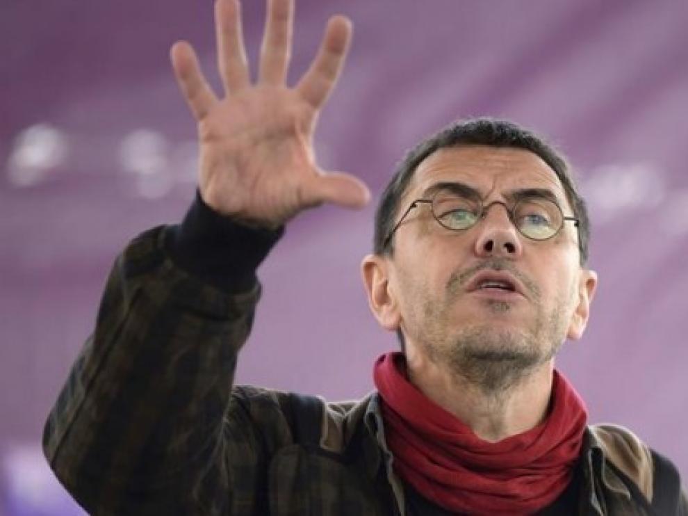 El juez imputa a Monedero en el caso de los contratos de Podemos con Neurona