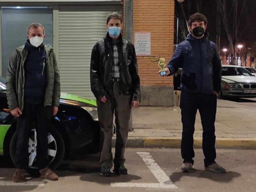 Visto bueno a la Super Randonneur de Huesca