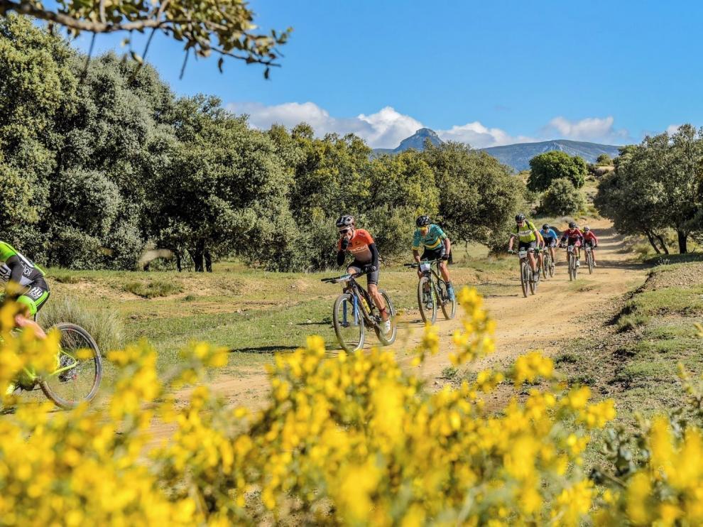 """La HU108 batirá su récord de participantes con más de 750 """"riders"""""""
