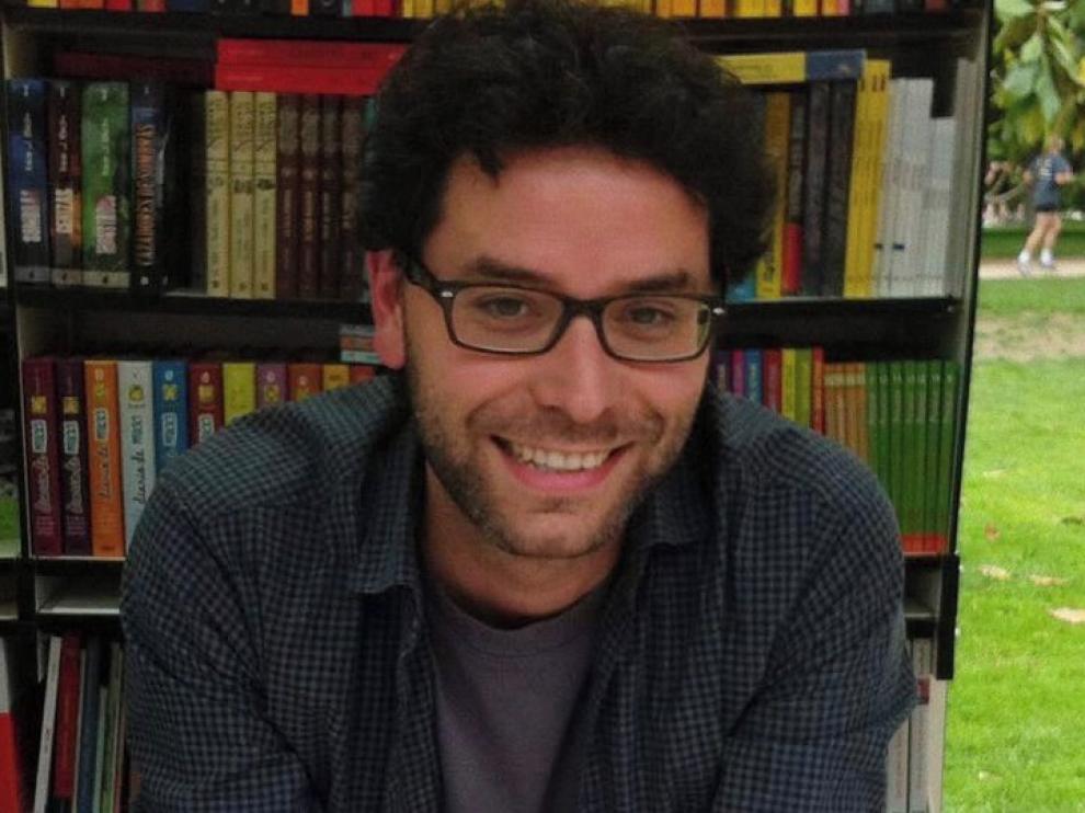 """Miguel Ángel González: """"Hay que hacer muchas cosas para poder vivir de la literatura"""""""
