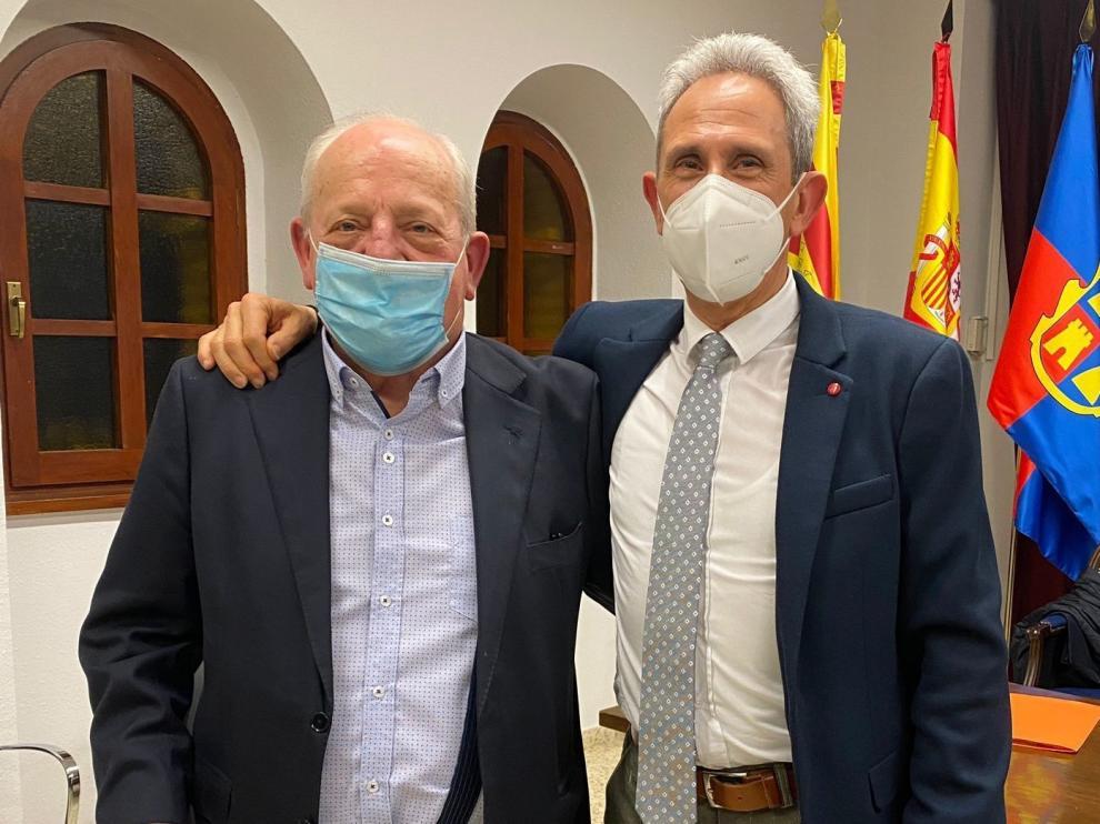 Ángel Más Portella, elegido presidente de Ceos-Cepyme Cinca Medio