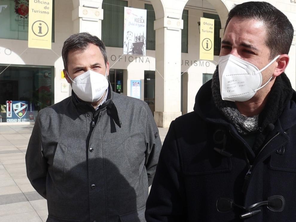Ciudadanos apuesta por crear bonos turísticos en Huesca