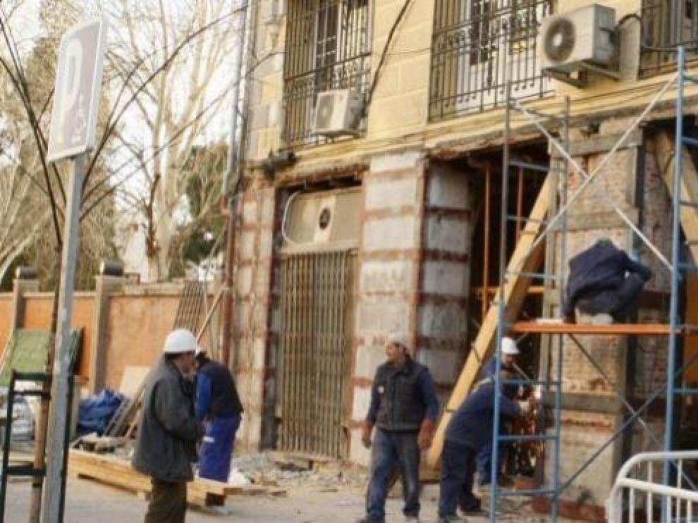 La Sareb y los bancos ceden 26.000 viviendas sociales